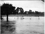 Flooding in Perivale end of 19C